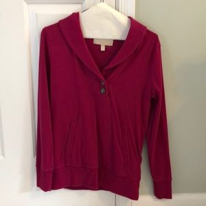 Banana republic sweatshirt S pink